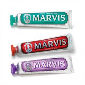 Marvis tandpastas